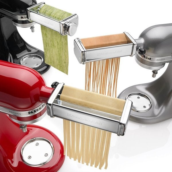 KitchenAid KPRA 3-piece Pasta Roller and Cutter Set