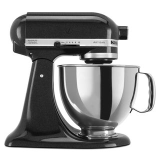 KitchenAid KSM150PSCV Caviar 5-quart Artisan Tilt-head Stand Mixer **with Cash Rebate**