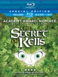 The Secret of Kells (Blu-ray/DVD)