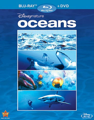 Disneynature: Oceans (Blu-ray/DVD)