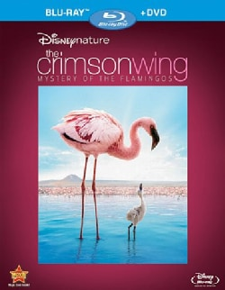 Disneynature: Crimson Wing The Mystery Of The Flamingo (Blu-ray/DVD)