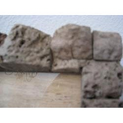 Set of 2 Lava Stone Picture Frames (Indonesia)