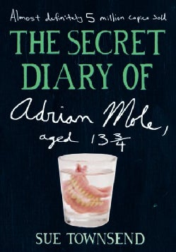 The Secret Diary of Adrian Mole, Aged 13 3/4 (Paperback)