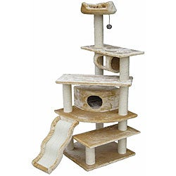Cat Tree Condo House Scratcher 70-inch Furniture