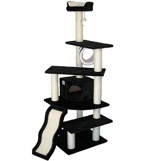 Cat Tree House Scratcher 70-inch Furniture
