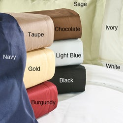 Egyptian Cotton 530 Thread Count 3-piece Duvet Cover Set