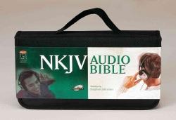 NKJV Bible on Audio: New King James Version (CD-Audio)