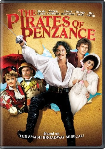 The Pirates Of Penzance (DVD)