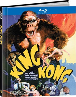 King Kong DigiBook (Blu-ray Disc)