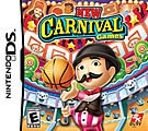 Nintendo DS - New Carival Games