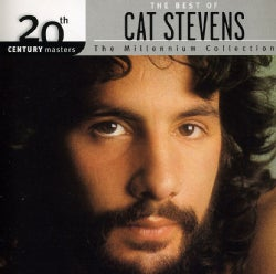 CAT STEVENS - MILLENNIUM COLLECTION-20TH CENTURY MASTERS