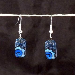Midnight's Sun Earrings (Chile)
