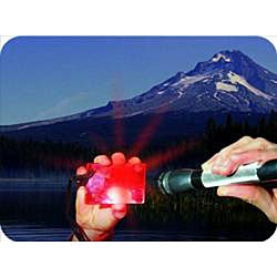 Day and Night Reflective Emergency Rescue Mirror