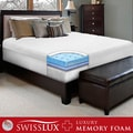 Swiss Lux 10-inch King-size European-style Memory Foam Mattress