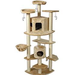 Cat Tree Condo House Scratcher 80-inch Furniture