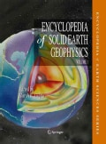 Encyclopedia of Solid Earth Geophysics (Hardcover)