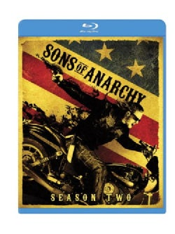 Sons Of Anarch: Season 2 (Blu-ray Disc)