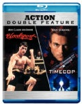Timecop/Bloodsport (Blu-ray Disc)