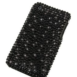 Black Snap-On Case for Apple iPhone 3G/3GS