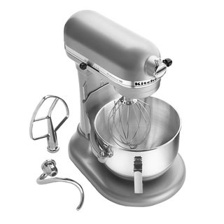 KitchenAid RKG25H0XSL Silver 5-quart Professional Heavy Duty Mixer (Refurbished)