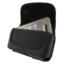 INSTEN Leather Phone Case Cover and Chargers for HTC Droid Incredible