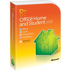 Microsoft Office 2010 Home & Student - 32/64-bit - Complete Product -