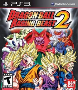 PS3 - Dragon Ball Z: Raging Blast 2
