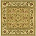 Safavieh Lyndhurst Collection Majestic Beige/ Ivory Rug (8' Square)