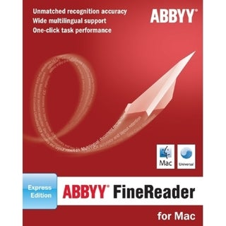 ABBYY FineReader v.8.0 Express
