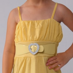 Everyday by Journee Girl's Spaghetti Strap Top