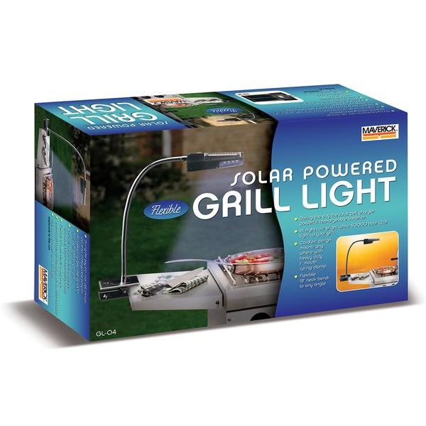 M Solar LED Grill Light