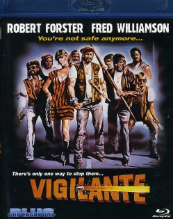 Vigilante (Blu-ray Disc)