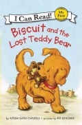Biscuit and the Lost Teddy Bear (Hardcover)