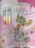 Fancy Nancy: Fashionista: A Coloring and Activity Book (Paperback)