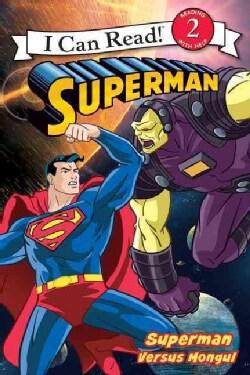 Superman Versus Mongul (Paperback)