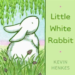 Little White Rabbit (Hardcover)