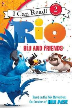 Blu and Friends (Paperback)