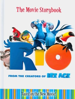 Rio: The Movie Storybook (Hardcover)