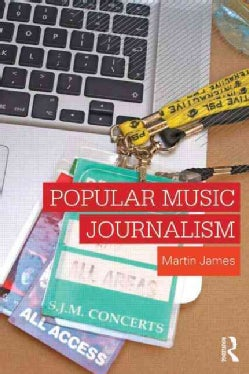 Popular Music Journalism (Paperback)