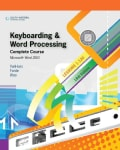 Keyboarding & Word Processing: Complete Course Microsoft Word 2010: Lessons 1-120 (Spiral bound)