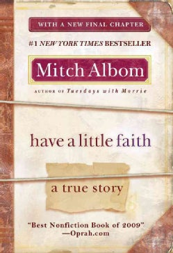 Have a Little Faith: A True Story (Paperback)