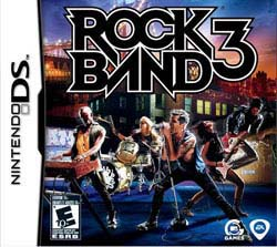 NinDS- Rock Band 3 - By Electronic Arts