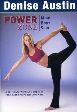 Power Zone: Mind Body Soul (DVD)