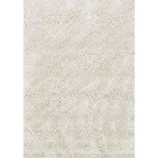 Jullian Ivory Shag Rug (2'3' x 3'9')