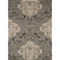 Jullian Grey Shag Rug (3'10 x 5'7)
