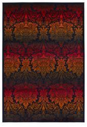 Mandara Blue Floral Rug (8' x 11')
