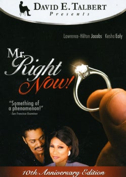 David E. Talbert's Mr. Right Now (DVD)