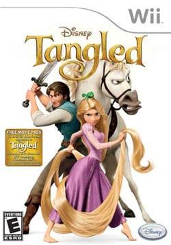 Wii - Tangled
