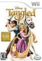 Wii - Tangled