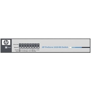 HP ProCurve 1410-8G Gigabit Ethernet Switch